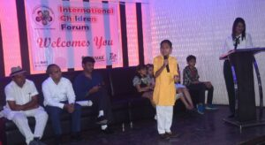 The International Children's Forum founded to protect children against cyberbullying