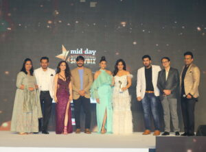 Talent from Showbiz Industries Got Felicitated At Mid Day International Icon Awards 2021