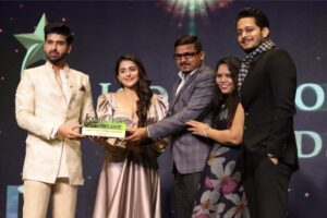 Primex Media Services Honored With the Award of Appreciation at the Prestigious Iconic Gold Awards-2021 in Mumbai
