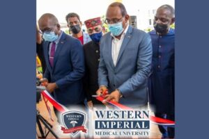 Western Imperial Medical University, Antigua to Provide Free Medical Education across the Globe, announced by Mr. Gaston Browne – the Prime Minister of Antigua